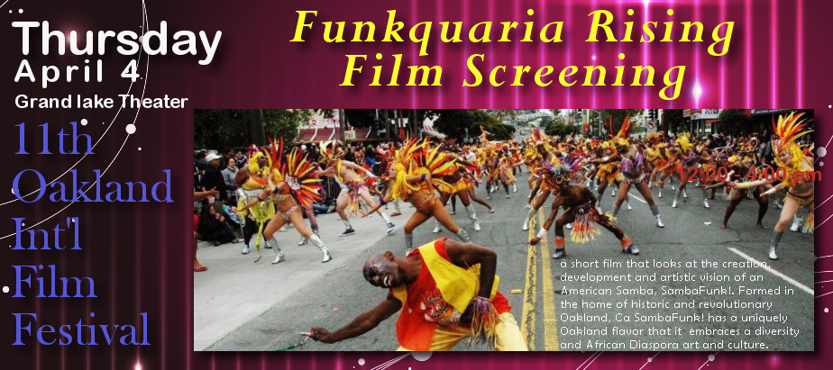 Funkquaria Rising Film Screening