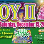 Joy II Fundraiser party